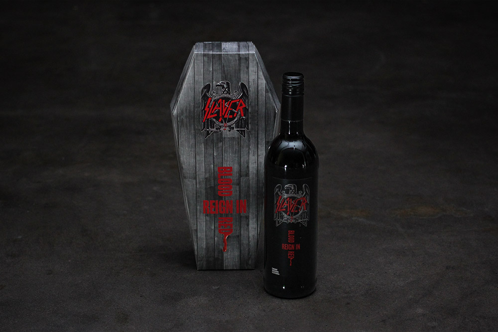 Reign in Blood Red